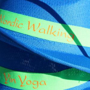 Nordic Walking und Ying Yoga